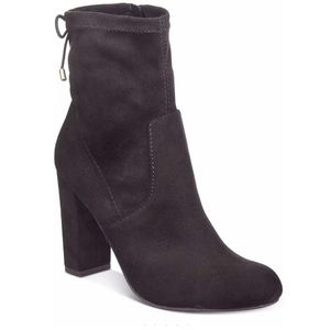 NEW Material Girl Women's Mali Bootie Boots